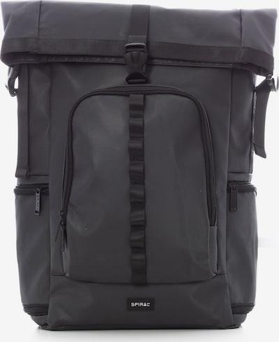 SPIRAL Rugzak 'REFLEX' in de kleur Zwart, Productweergave