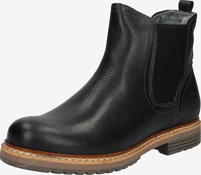 BULLBOXER Chelsea Boot in schwarz, Produktansicht