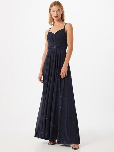 Laona Kleid 'Night' in blau, Modelansicht
