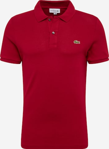 LACOSTE Shirt in Red