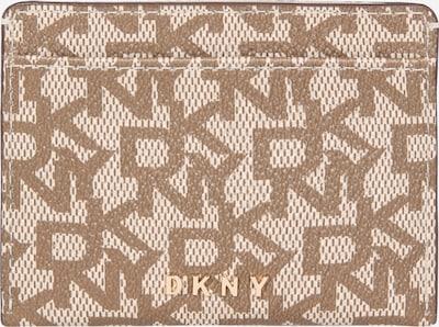 DKNY Etuis 'Bryant' in braun / hellbraun, Produktansicht