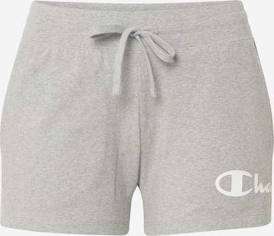 Champion Authentic Athletic Apparel Pantalon en gris, Vue avec produit