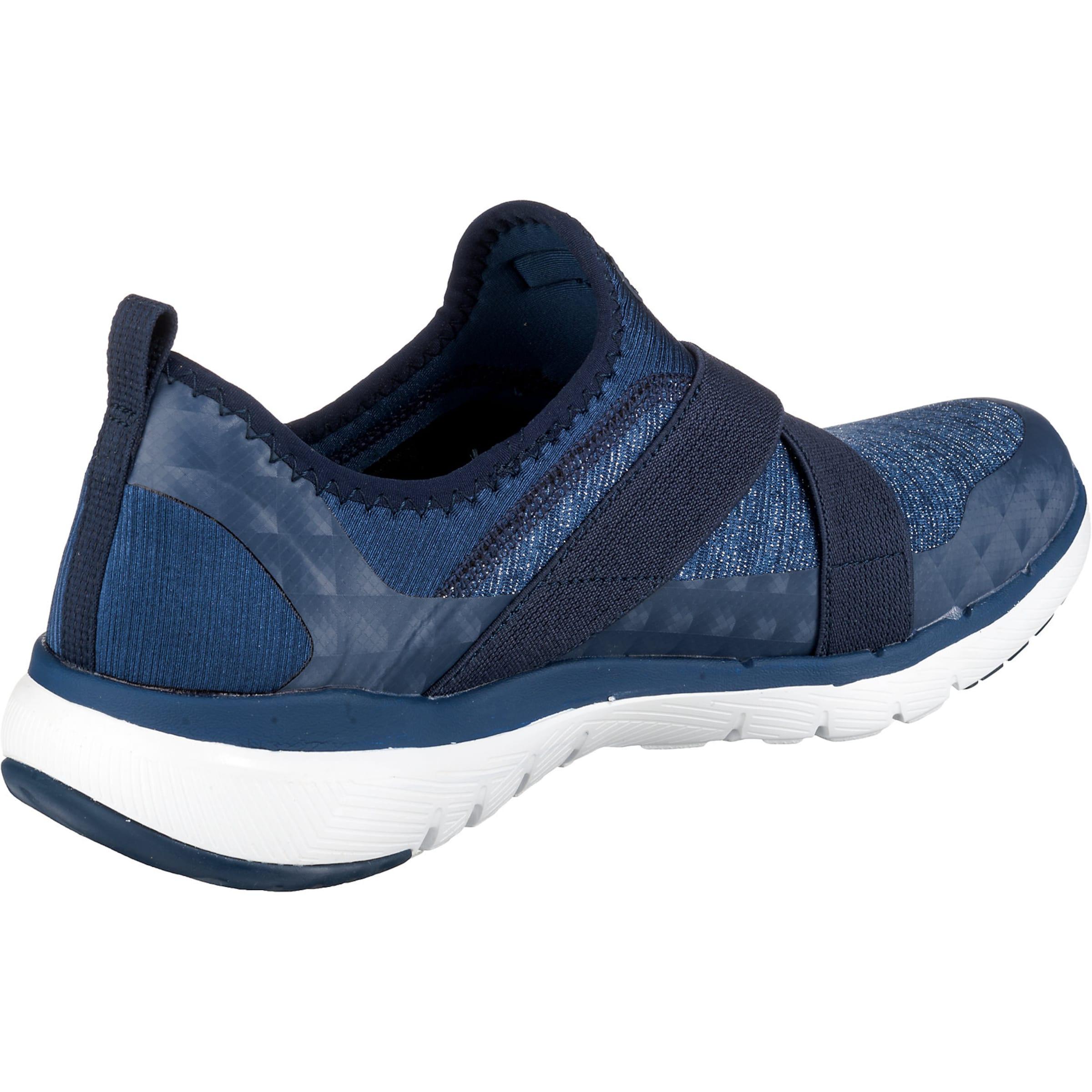 In 0' Appeal NavyKobaltblau Skechers Weiß Blaumeliert Sneaker 'flex 3 TlFcK1J