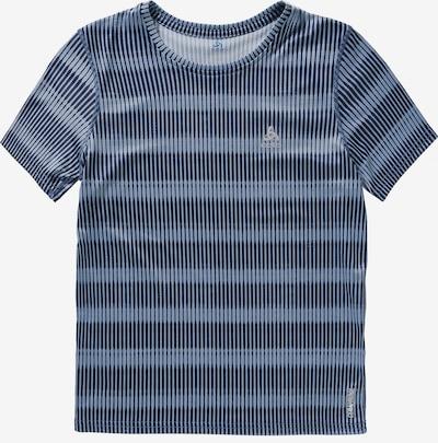 ODLO Funktionsshirt 'Ceramicool' in navy / rauchblau, Produktansicht