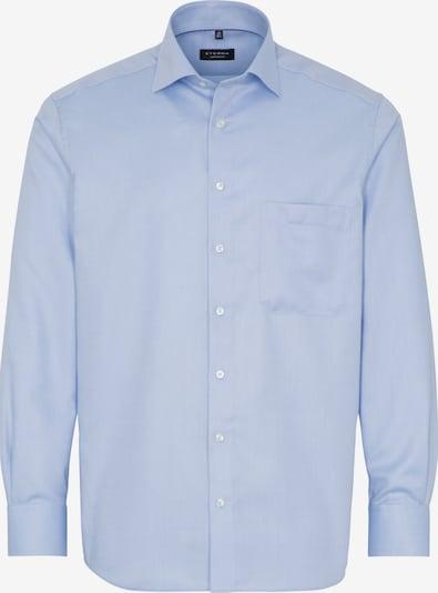 ETERNA Zakelijk overhemd in de kleur Lichtblauw: Vooraanzicht