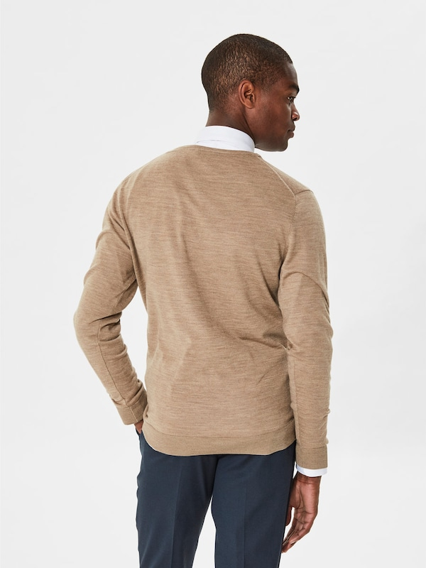 Selected Homme Pullover Sh Tower