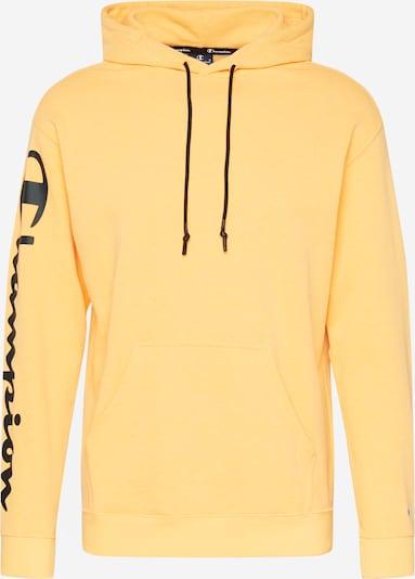Bluză de molton Champion Authentic Athletic Apparel pe portocaliu, Vizualizare produs