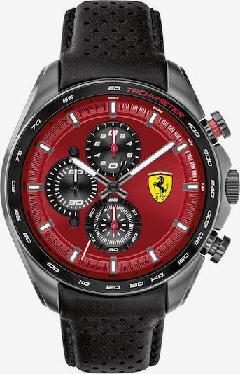 Scuderia Ferrari Chronograph 'Speedracer 830650' in feuerrot / schwarz, Produktansicht