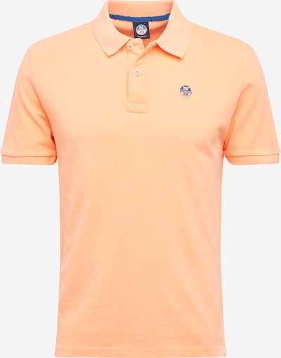 North Sails Poloshirt in orange, Produktansicht
