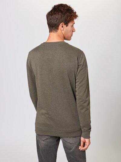 Only & Sons Sweat-shirt 'WINSTON' en olive: Vue de dos