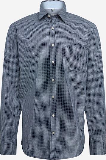 BRAX Společenská košile 'Ken' - námořnická modř / bílá, Produkt