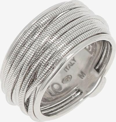 Pesavento Ring in silber, Produktansicht