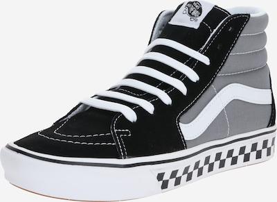 VANS Sneaker 'UA ComfyCush SK8-Hi' in dunkelgrau / schwarz / weiß, Produktansicht