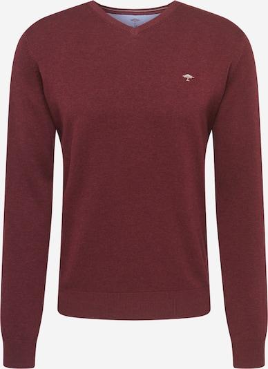 FYNCH-HATTON Pullover in kirschrot, Produktansicht