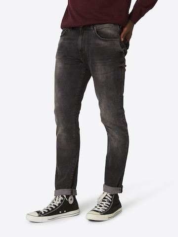 Petrol Industries Jeans 'Men Supreme Stretch' in Schwarz