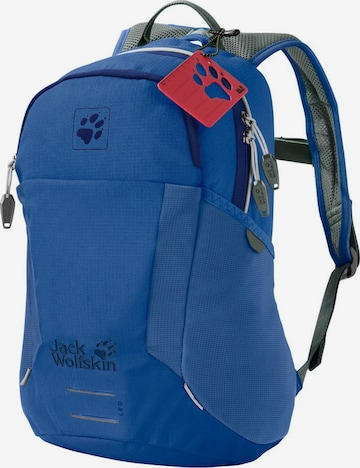 JACK WOLFSKIN Sports Backpack 'Moab Jam' in Blue