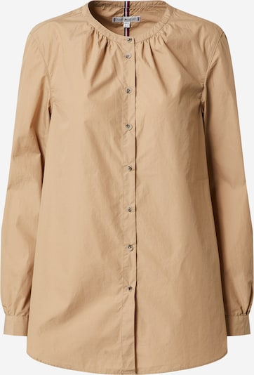 TOMMY HILFIGER Bluse 'TH ESSENTIAL LEA  SHIRT LS W4' in beige, Produktansicht