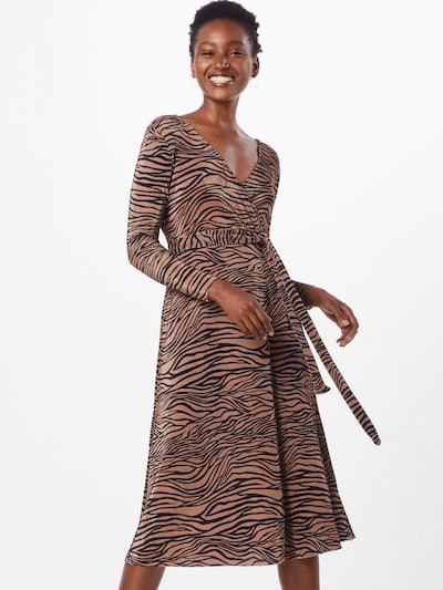Suknelė 'Isabella' iš ABOUT YOU , spalva - ruda: Vaizdas iš priekio