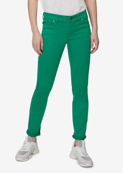 Marc O'Polo Jeans 'Alby' in grün, Modelansicht