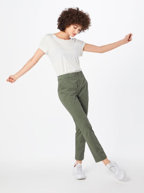 'girlfriend' Gap En Chino Pantalon Vert PZukiXOT