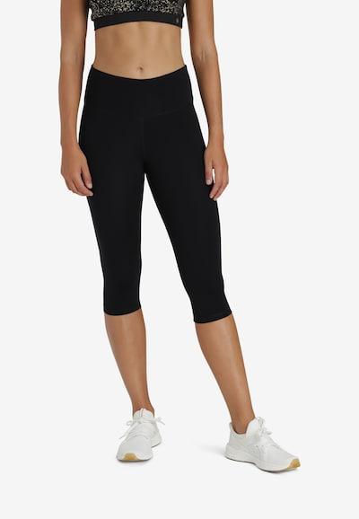Athlecia Sporthose 'Franz' in schwarz, Modelansicht