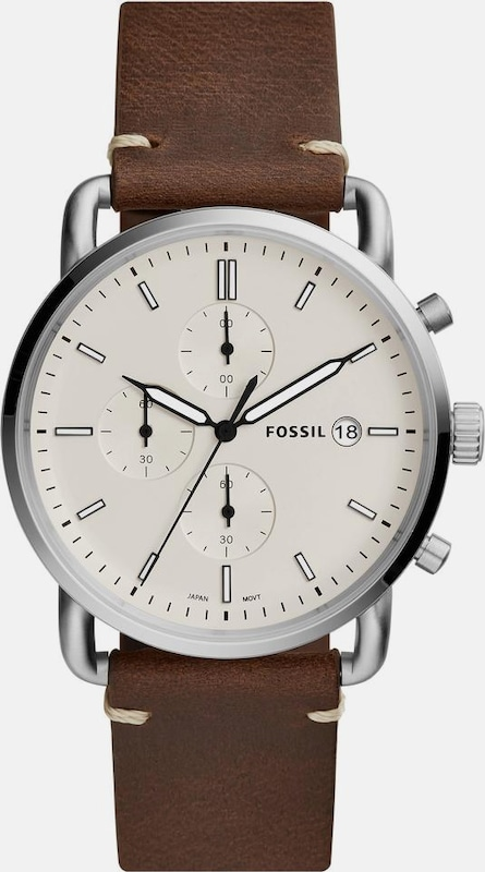 FOSSIL Chronograph 'THE COMMUTER CHRONO, FS5402'