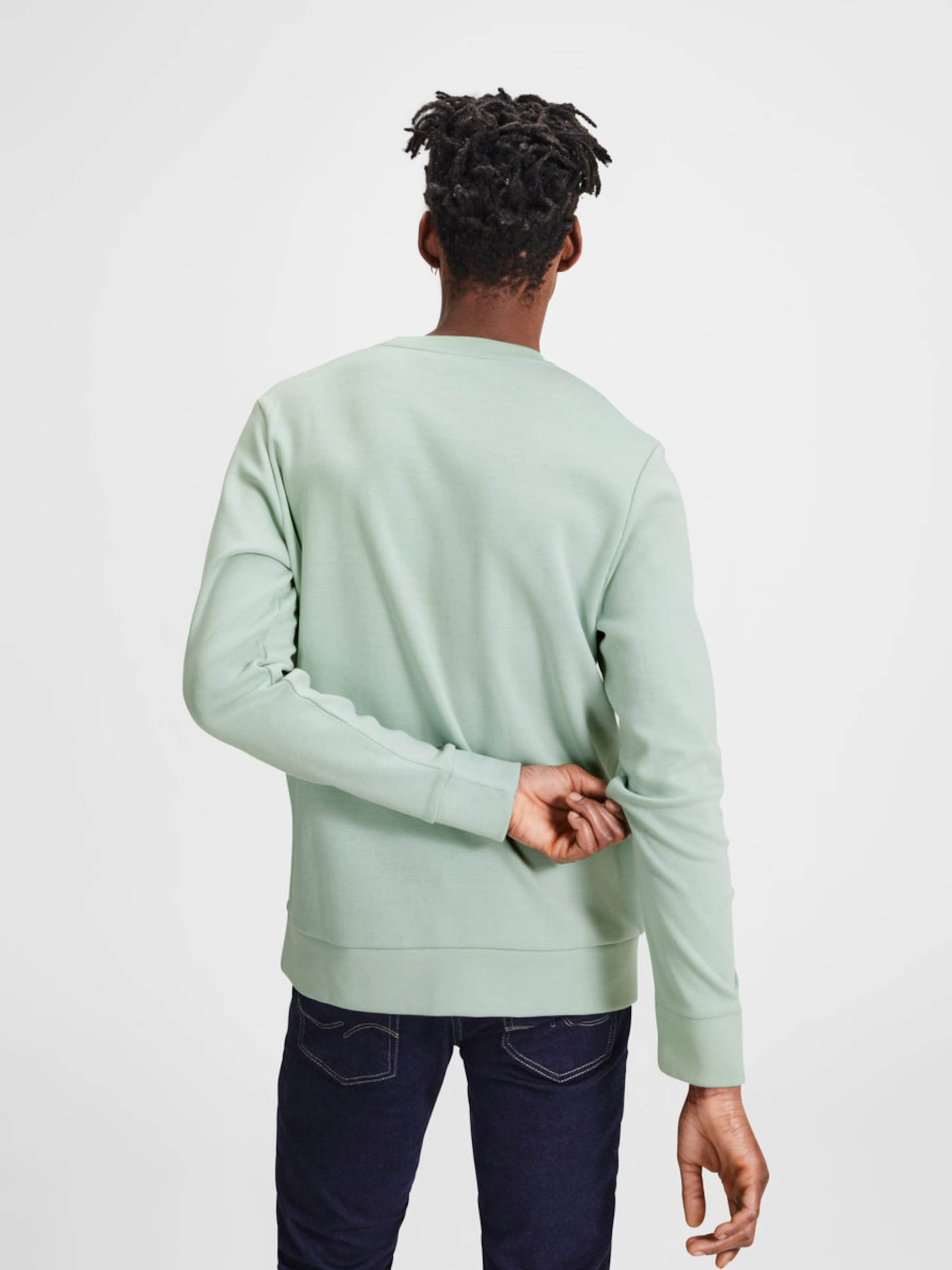 Spielraum Nicekicks JACK & JONES Lässiges Sweatshirt Billige Footaction k99UD
