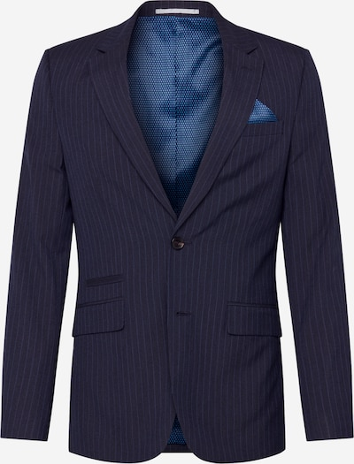 BURTON MENSWEAR LONDON Colbert 'PINSTRIPE' in de kleur Navy, Productweergave