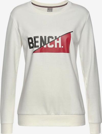BENCH Sweatshirt in Ecru, Item view