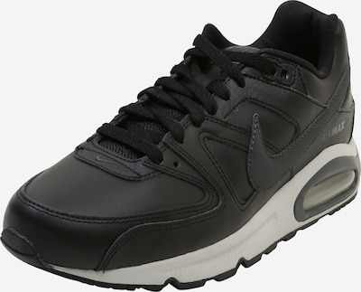Nike Sportswear Sneaker 'Air Max Command' in schwarz / offwhite: Frontalansicht