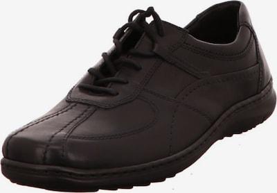 WALDLÄUFER Schnürschuhe in schwarz, Produktansicht