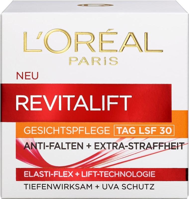 L'Oréal Paris 'RevitaLift Lotion Tag LSF30', Gesichtspflege