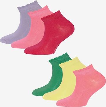 EWERS Socken in Mischfarben