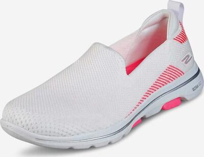 SKECHERS Slipper in pink / weiß, Produktansicht