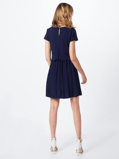 ABOUT YOU Dress 'Dinah' in Navy: Rear view