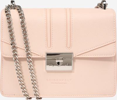 Seidenfelt Manufaktur Tasche 'ROROS' in rosa, Produktansicht