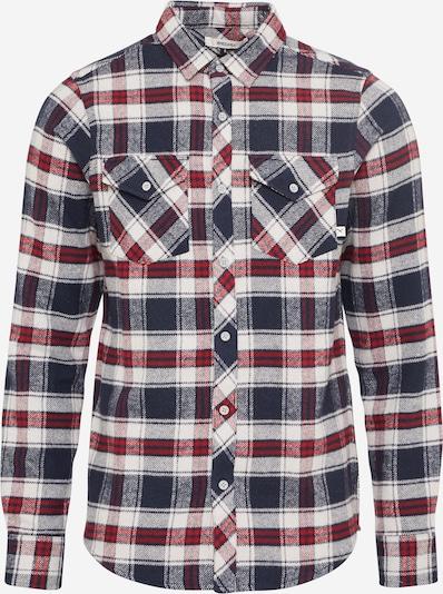 Iriedaily Košile 'Rosomako' - modrá / červená / bílá, Produkt