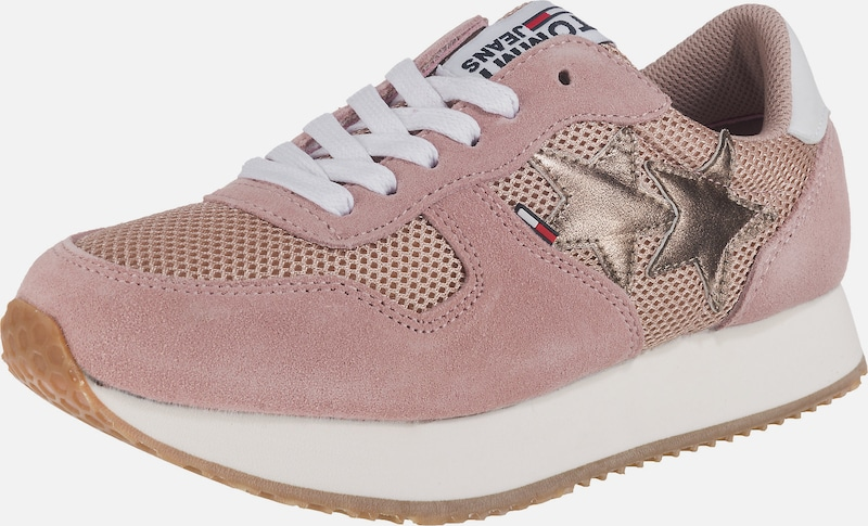 Tommy Jeans Star Sneaker Sneakers Low