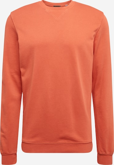 JACK & JONES Sweat-shirt 'JORLEVEL SWEAT CREW NECK' en corail, Vue avec produit
