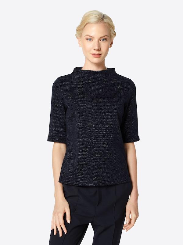 Opus Sweat En 'gadeni' Bleu shirt IgmfyvY7b6