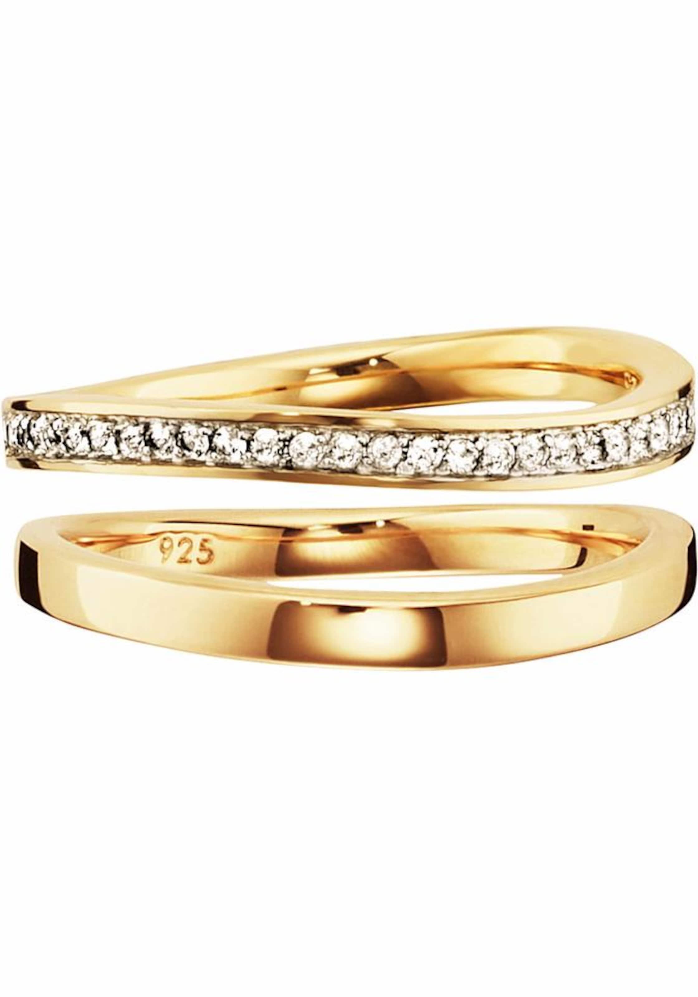 Gold Ring 'sensitive set Caï Dancer'set2 TlgIn xBrQoshdtC