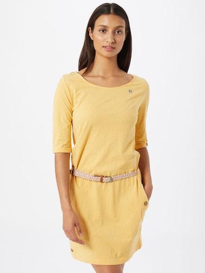Ragwear Šaty 'Tanya' - žltá, Model/-ka