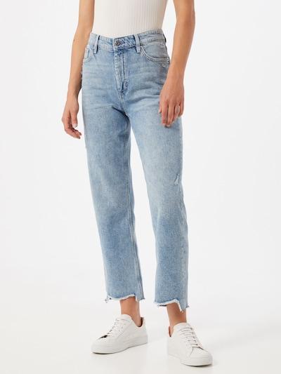 s.Oliver Jeans 'Karolin' in hellblau, Modelansicht
