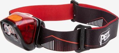 PETZL Stirnlampe in rot, Produktansicht