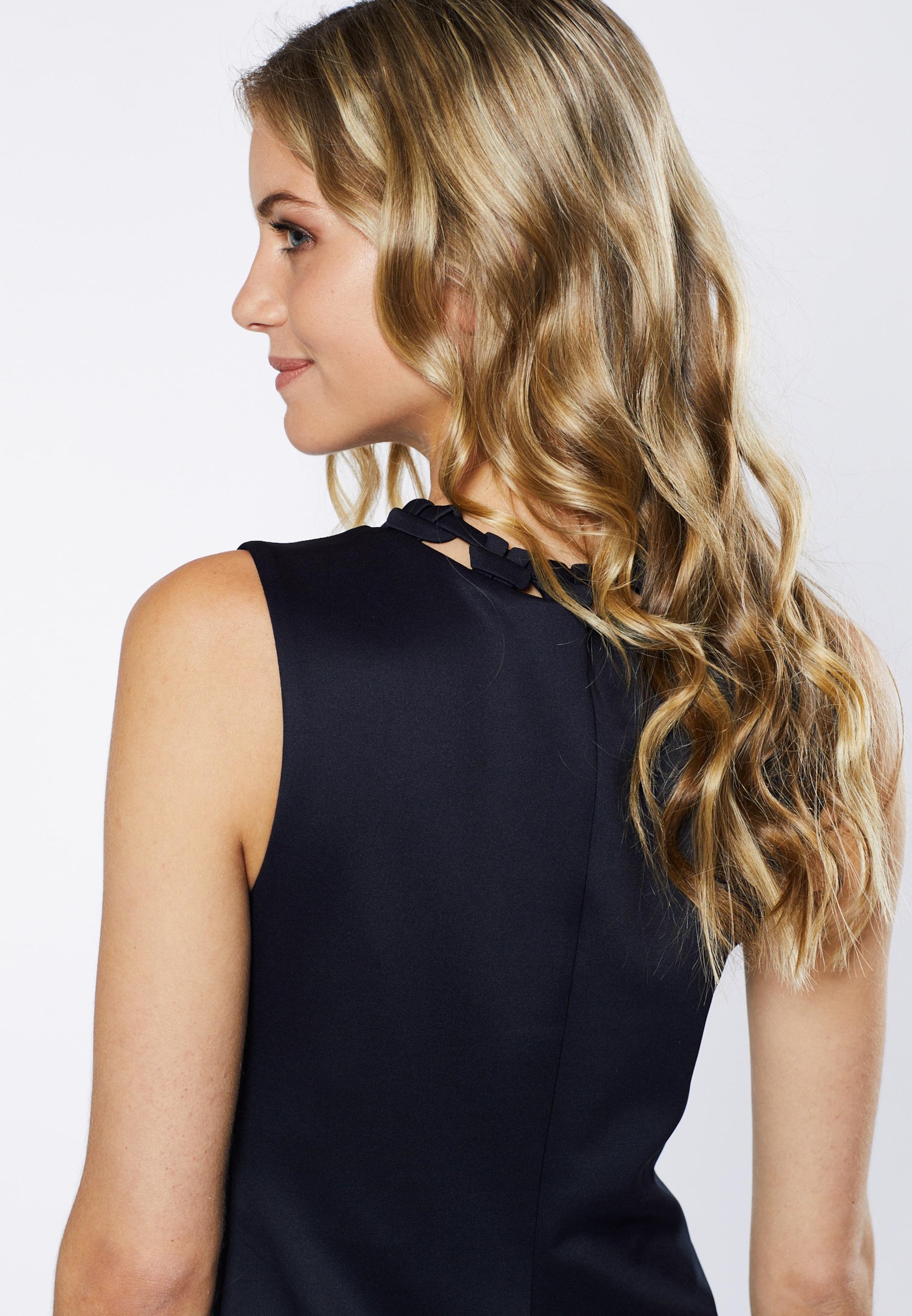 In Couture Barbara Young Nachtblau Kleid Schwarzer By OkTPZuXi