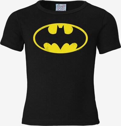 """LOGOSHIRT T-Shirt """"Batman"""" in gelb / schwarz, Produktansicht"""