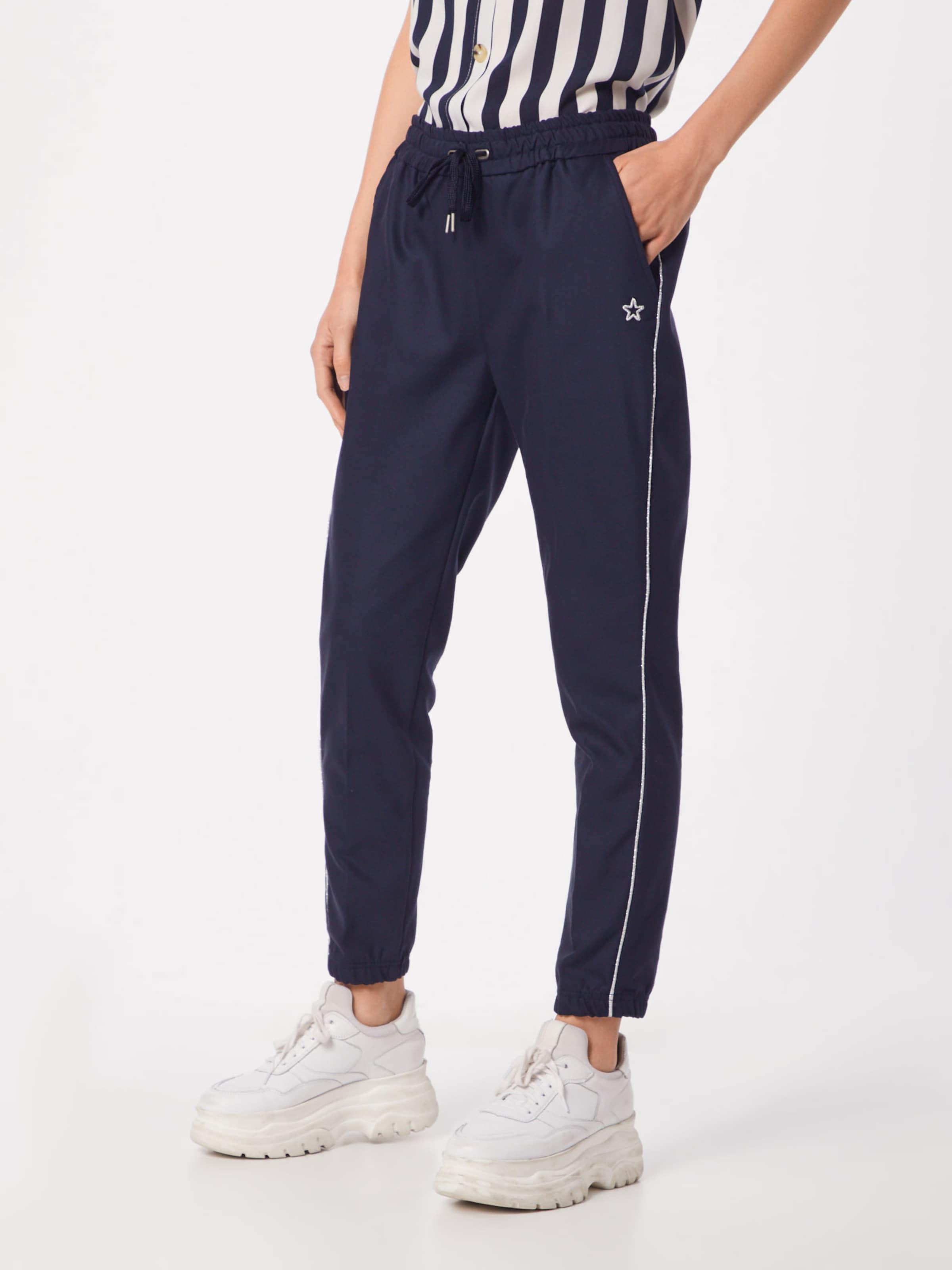 Foncé Glücksstern 'emily' Bleu Pantalon En sBtQrhdCx