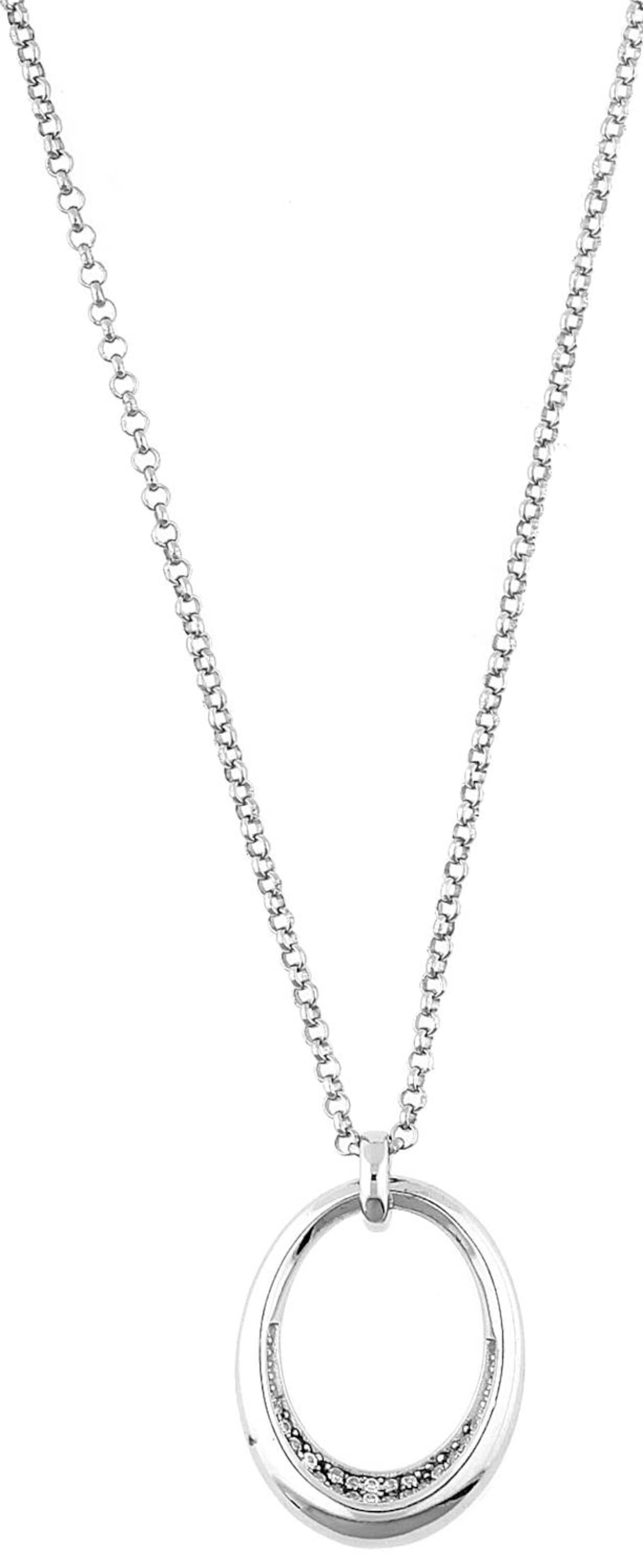 ESPRIT Silberkette 'Ovality' Finden Große Günstig Online Bilder Steckdose Truhe Factory-Outlet-Online Visa-Zahlung Verkauf Online Q18DWbv
