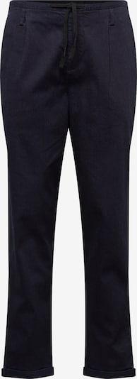 Pantaloni cutați NOWADAYS pe albastru închis, Vizualizare produs