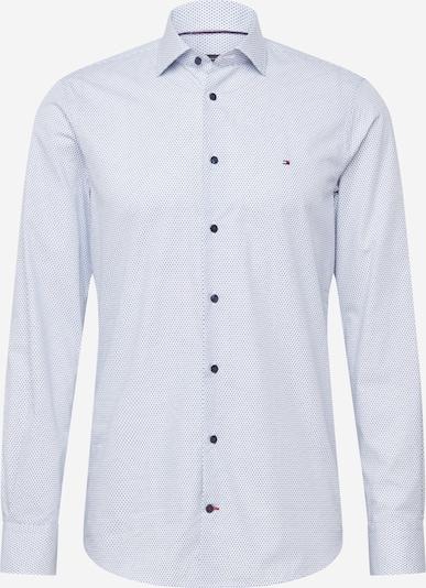 Tommy Hilfiger Tailored Chemise en bleu clair, Vue avec produit